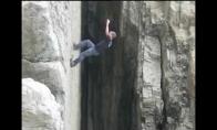 Stebuklingas alpinisto išsigelbėjimas