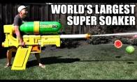 Didžiausias vandens šautuvas pasaulyje