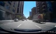 Pirma diena su automobiline kamera