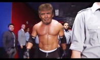 Donaldas Trampas prieš CNN