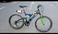 Savadarbis reaktyvinis dviratis