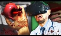 Bičiukas žaidžia daktarus su VR akiniais