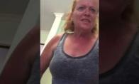 Tris metus trukęs mamos gąsdinimas