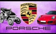 Trumpa Porsche istorija