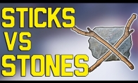 Lazdos ir akmenys [FAIL rinkinys]