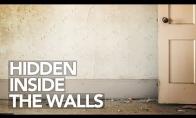 Kodėl pas mane sienose yra britvos?