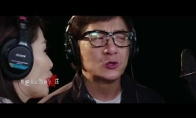 Dainuojantis Jackie Chan'as