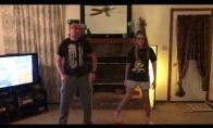 Kai tavęs dukra paprašo šokti, tu šoki