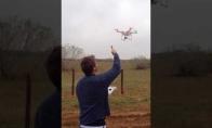 Dronų virtuozas