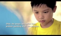 Singapūro lošimų anti-reklama
