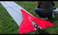 Reaktyvinis žaislinis lėktuvėlis