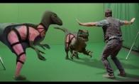 Kaip atrodytų Holivudo filmai be specialiųjų efektų?