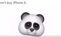 Nepirkit naujo iPhone X