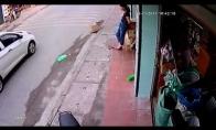 Sunkvežimis vos nesutraiško vaiko