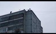 Statybininkai snaiperiai