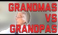 Močiučių ir senelių FAIL rinkinys