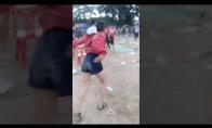 Nesveikiausia šokėjų minia