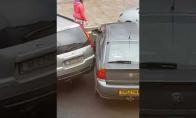 Parkavimosi asė
