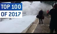 100 įspūdingiausių praėjusių metų video