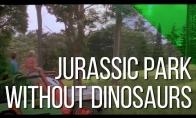 Juros periodo parkas be dinozaurų