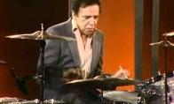 Kiečiausias džiazo būgnininkas pasaulyje