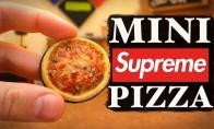 Kepam picą nykštukams