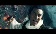 Ištrauka iš epinio kinų filmo
