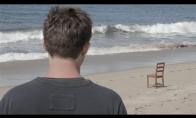 Kėdė paplūdimyje