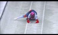 Skeletono sporto šakos feilas