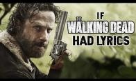 Jei Walking Dead teminė daina būtų su žodžiais