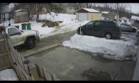 Kodėl reikia nusikasti sniegą
