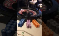 Kątik pokerio turnyre laimėjęs $60,000 vyrukas viską pastato ant juodo