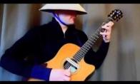 Transas ant gitaros