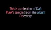 Daft Punk sample'ai iš įvairių dainų