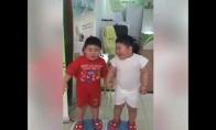 Vibruojantys vaikai