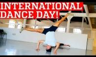 Šauniausi šokėjai iš viso pasaulio