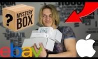 Paslaptingosios dėžės iš eBay už 100 dolerių atidarymas