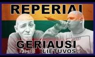 5 Geriausi Lietuvos Reperiai