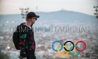 Apleistas Barselonos olimpinis baseinas