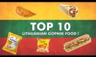 Top 10 tikrų vyrų užkandžių Lietuvoje