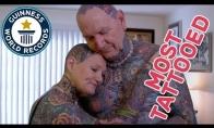 Labiausiai tatuiruoti senjorai