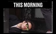 Kaip aš rytais einu į darbą