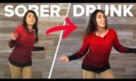 Kada žmonės šoka geriau: Kai yra blavi ar išgėrę?