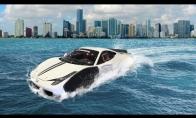 Automobiliai - amfibijos