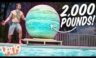 Didžiausia pasaulyje vandens bomba