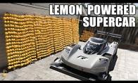 Citrinomis varomas super automobilis
