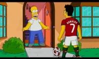 Simpsonų pranašystė apie 2018 metų Europos Futbolo čempionato finalą