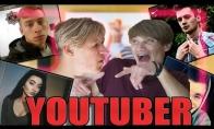 Gvidas ir Martynas vaidina lietuvių vlogerius
