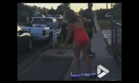 Moteris nusivertė nuo riedžio lygioje vietoje