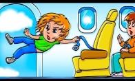 Daug dalykų, kuriuos turėtume žinoti skrisdami lėktuvu